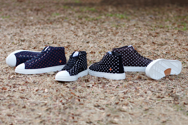 Image of Head Porter Plus x UBIQ &quot;Dot&quot; Collection