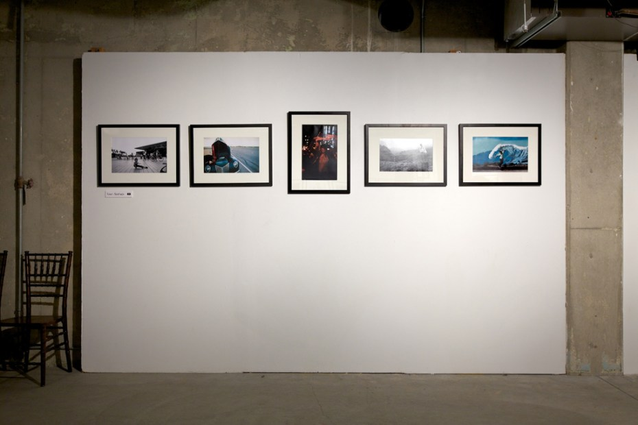 "Image of Heel Bruise x Stussy ""Under the Radar"" Exhibition @ Phantom Gallery Recap"