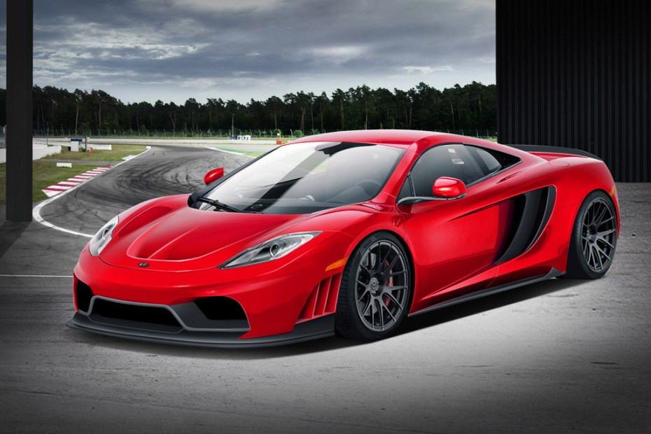 Image of Hennessy McLaren MP4-12C HPE800 Twin Turbo Concept