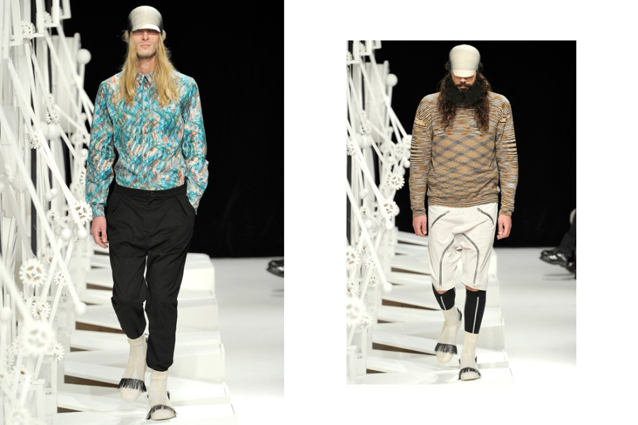 Image of Henrik Vibskov 2012 Fall/Winter Collection