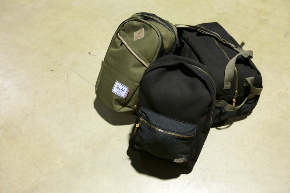 Image of AGENDA: Herschel Supply Co. 2012 Fall/Winter Preview