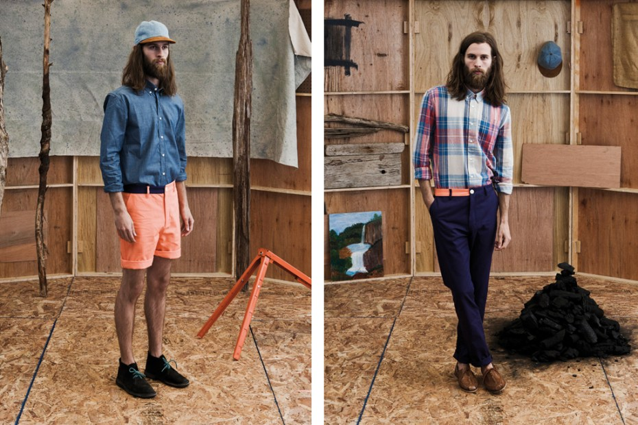 Image of Hixsept 2012 Spring/Summer Lookbook