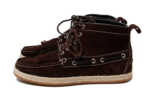 Image of hobo 2012 Spring/Summer Suede 5 Hole Deck Shoes