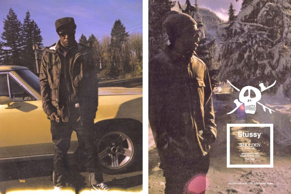 Image of Holden x Stussy 2012 Capsule Collection