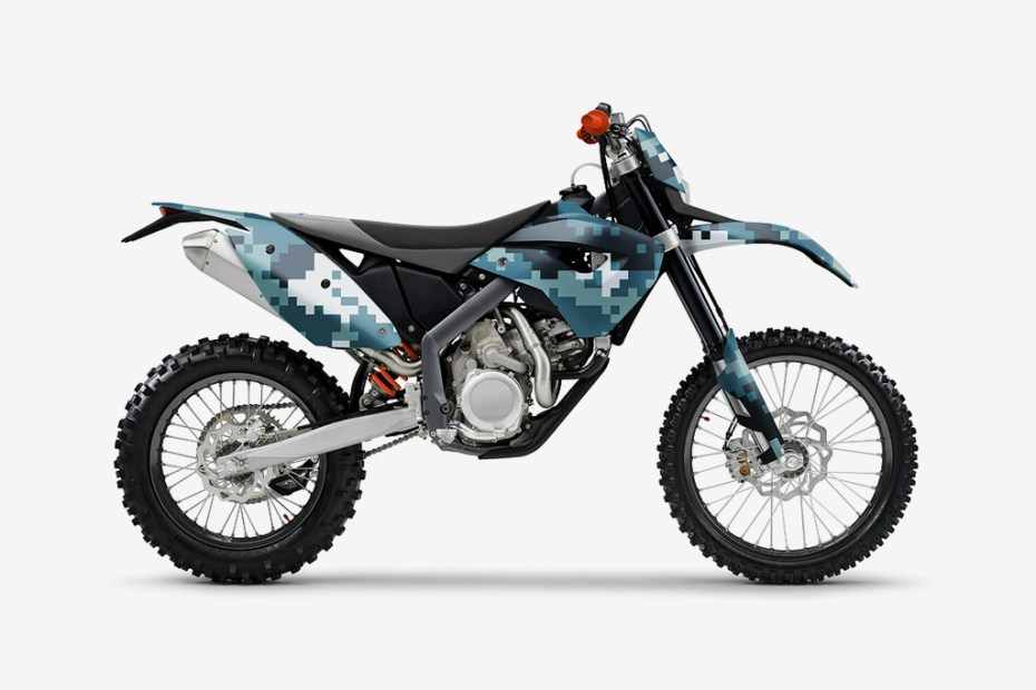 Image of Husaberg FE 390 Enduro by Carefully Considered