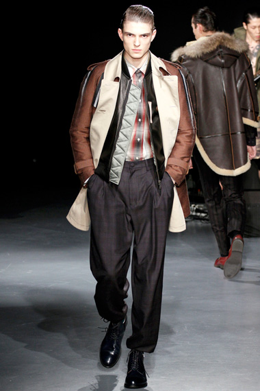 Image of HYPEBEAST: Top 10 Paris Fashion Week 2012 Fall/Winter Looks