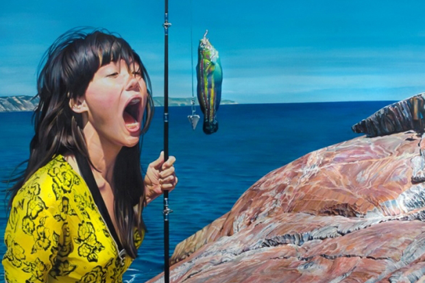Image of Hyperreal Paintings by Diego Gravinese