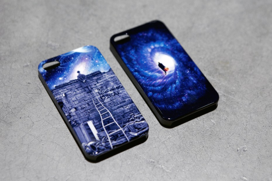 Image of AGENDA: Imaginary Foundation 2012 Fall/Winter iPhone Cases Preview