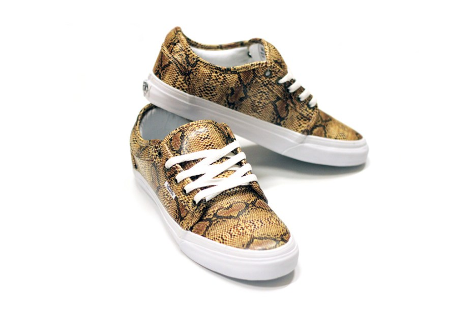 "Image of In4mation x Vans Chukka Low ""Rattles"""