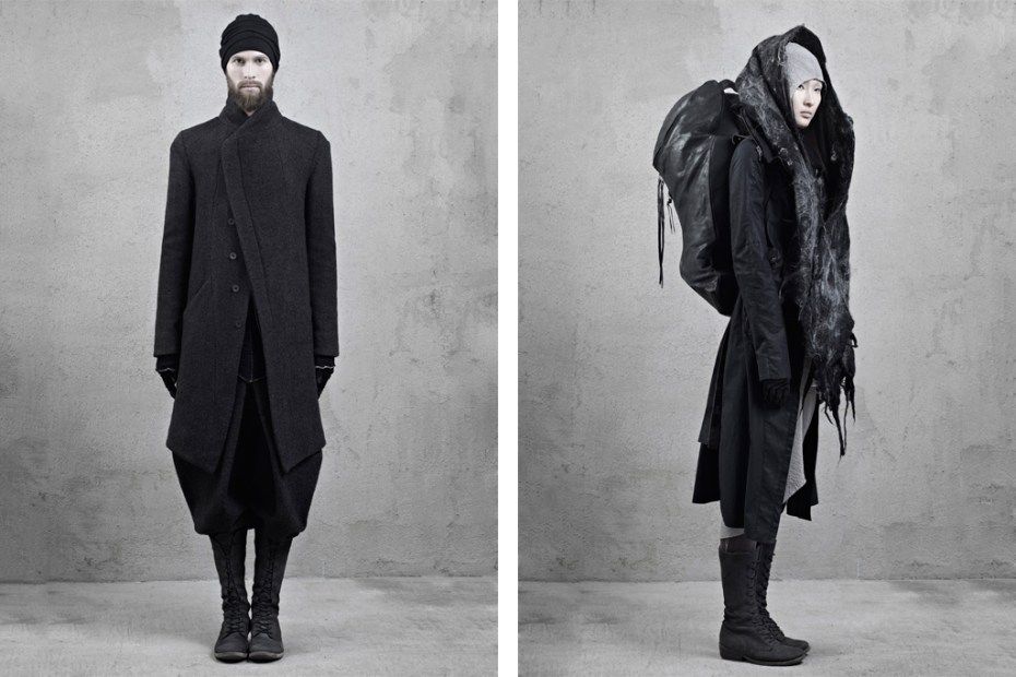 "Image of InAisce 2012 Fall/Winter ""Pilgrim"" Collection Lookbook"