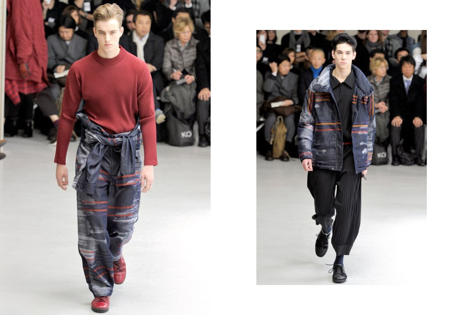 Image of Issey Miyake 2012 Fall/Winter Collection