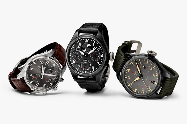 Image of IWC 2012 Pilot Collection