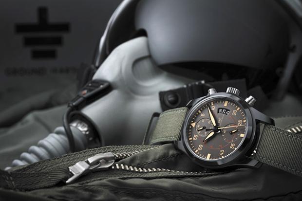 Image of IWC 2012 Top Gun Miramar Chronograph