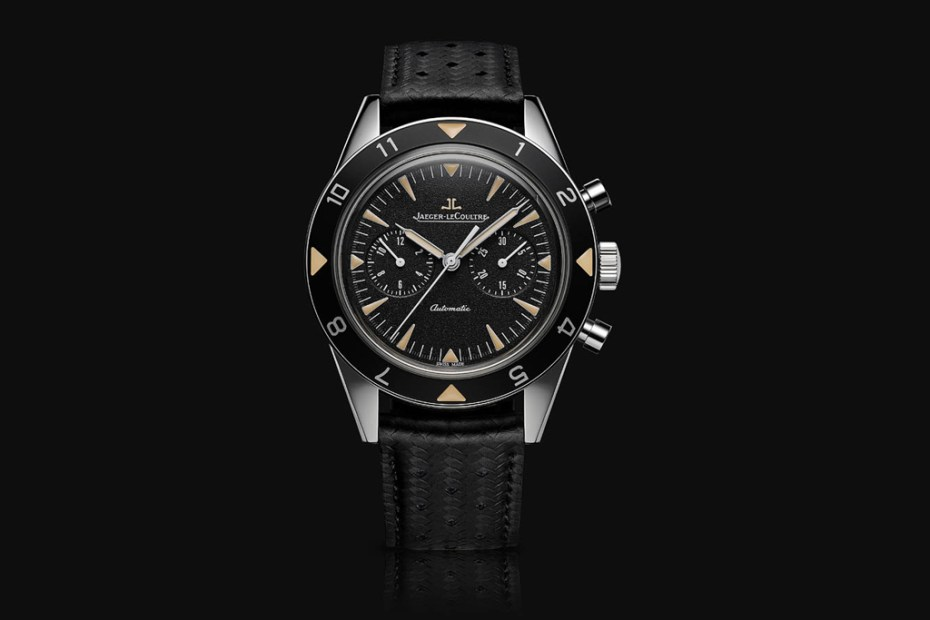 Image of Jaeger-LeCoultre Deep Sea Vintage Chronograph