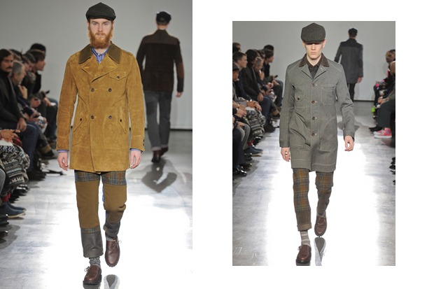Image of Junya Watanabe COMME des GARCONS MAN 2012 Fall/Winter Collection