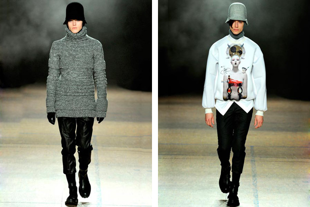 Image of Juun J 2012 Fall/Winter Collection