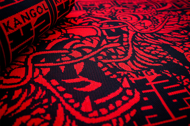 "Image of Kangol ""Year of the Dragon"" Reversible Beanies"
