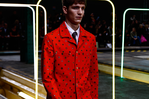 Image of Kenzo 2012 Fall/Winter Collection