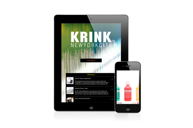 Image of Krink App