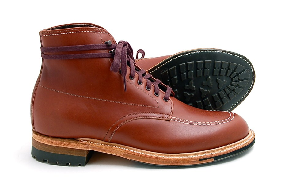 Image of Leffot x Alden 405C Indy Boot