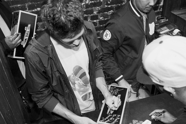 Image of Levi Maestro x Vans Vault Collaboration Sneaker Launch Party Recap