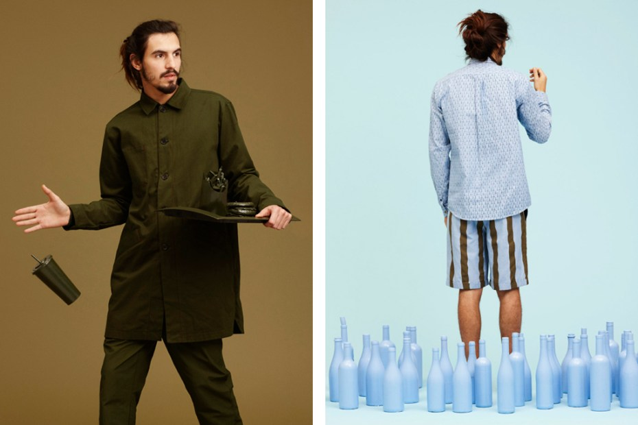 Image of Libertine-Libertine 2012 Spring/Summer Lookbook