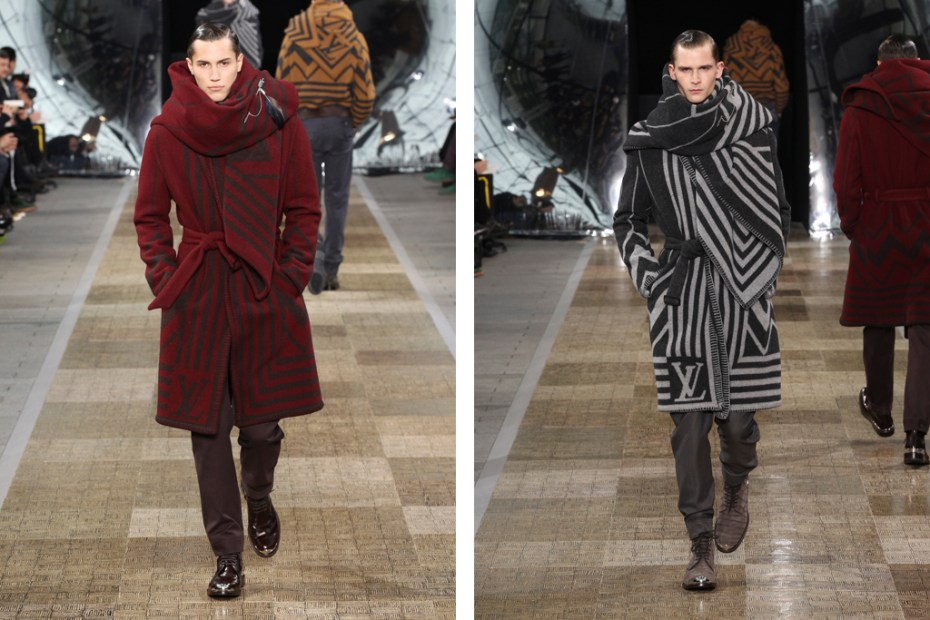 Image of Louis Vuitton 2012 Fall/Winter Collection