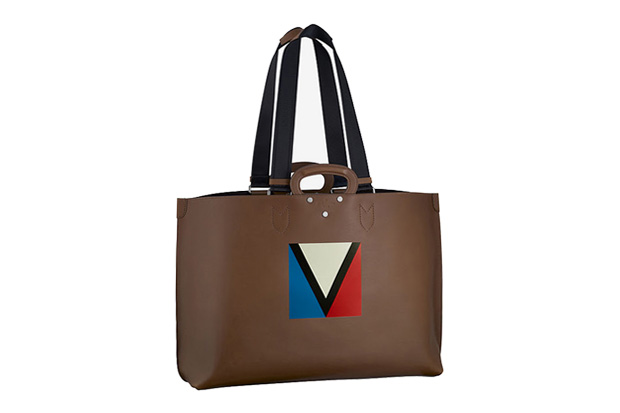Image of Louis Vuitton 2012 Spring Vachetta Leather Tote Bag