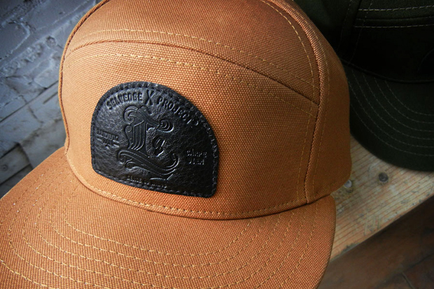 "Image of Ludwig Van x Quintin Co. ""Scout Series"" Cap"