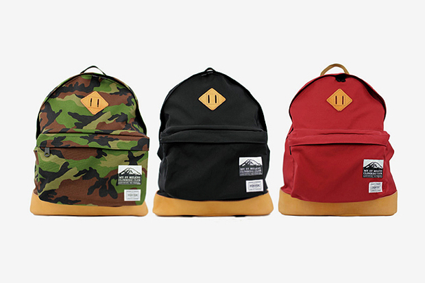 Image of Maiden Noir x Porter 2012 Capsule Collection Backpack 