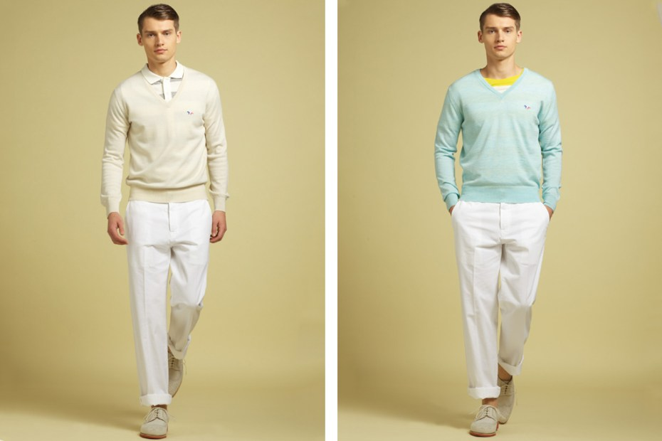 Image of Maison Kitsune 2012 Spring/Summer Lookbook