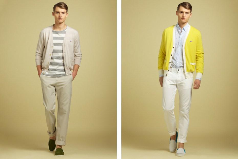 Image of Maison Kitsune 2012 Spring/Summer Lookbook