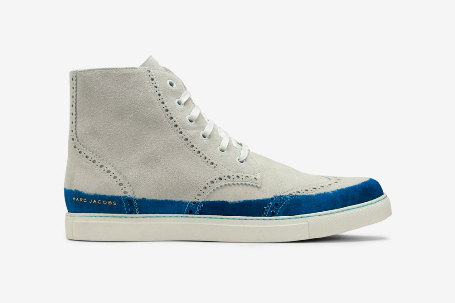 Image of Marc Jacobs Wingtip Sneakers