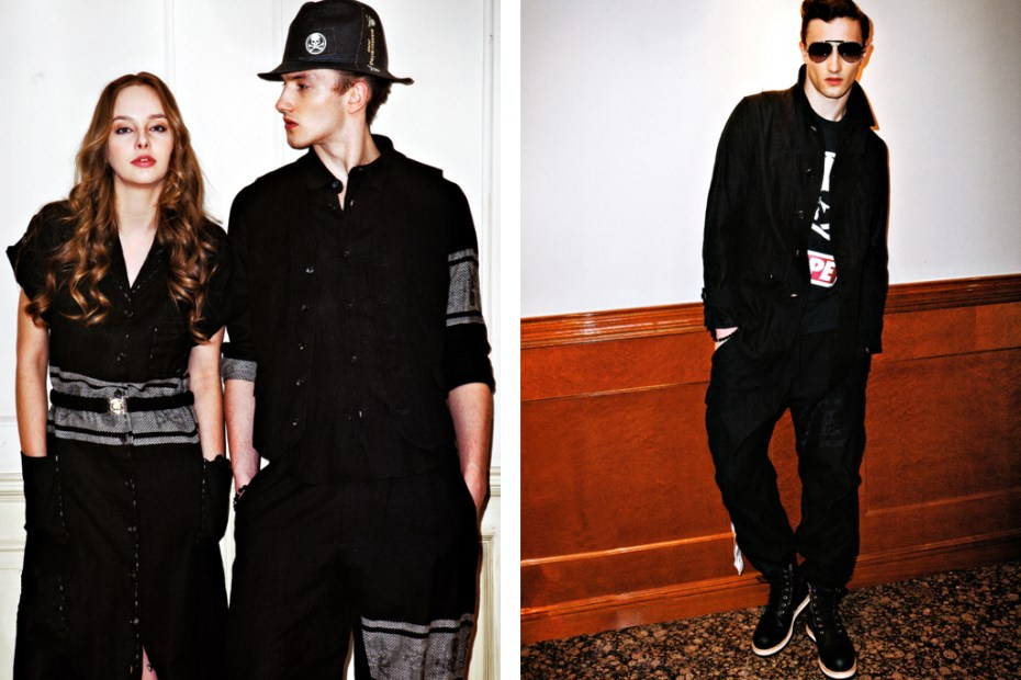 "Image of mastermind JAPAN 2012 Spring/Summer ""identity"" Collection"