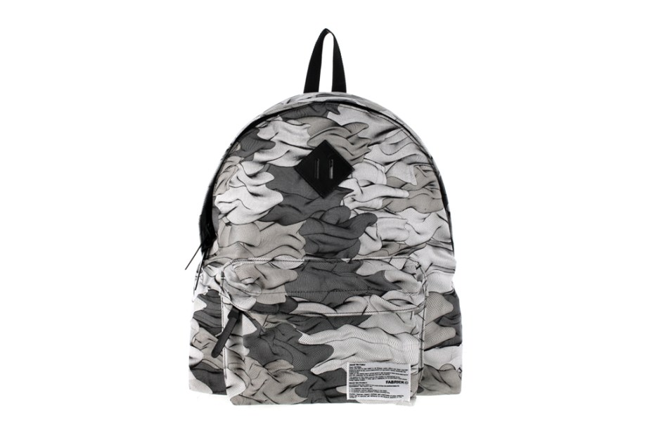 Image of Medicom Toy Fabrick x Jonathan Zawada Backpack