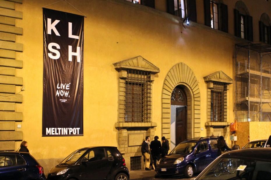 "Image of Meltin'Pot 2012 Fall/Winter ""KLSH"" Collection"