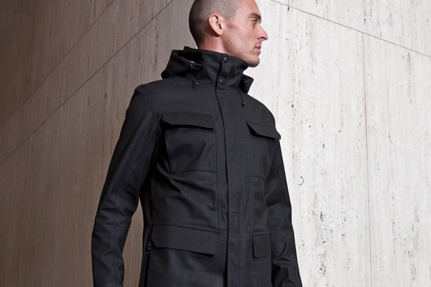 Image of Mission Workshop Eiger Waterproof Field Jacket