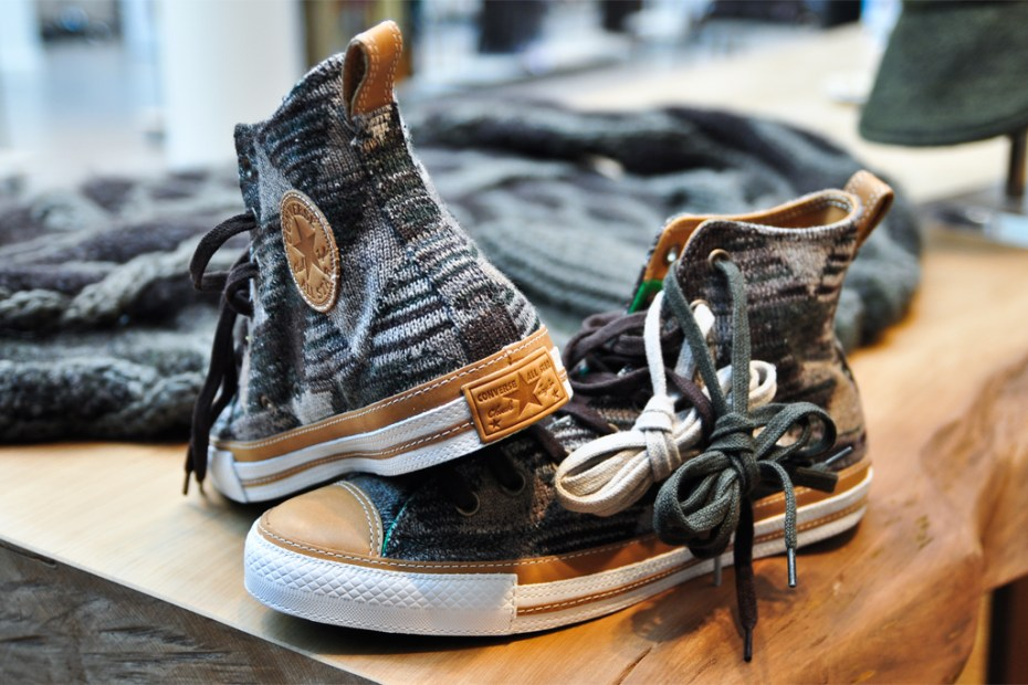 Image of Missoni x Converse 2012 Fall/Winter Chuck Taylor Preview