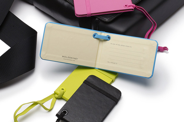 Image of Moleskine Luggage Tags