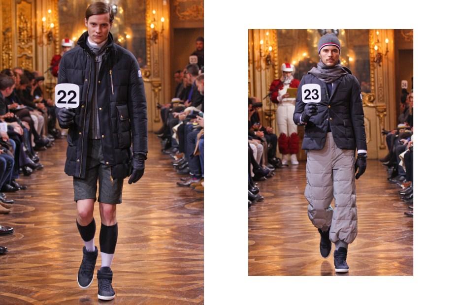 Image of Moncler Gamme Bleu 2012 Fall/Winter Collection