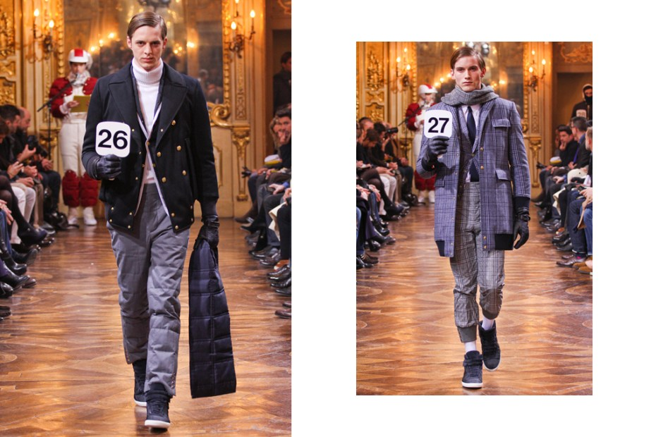 Image of Moncler Gamme Bleu 2012 Fall/Winter Collection