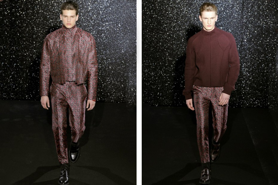 Image of Mugler 2012 Fall/Winter Collection