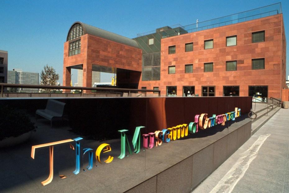 Image of Museum of Contemporary Art Announces MOCA TV