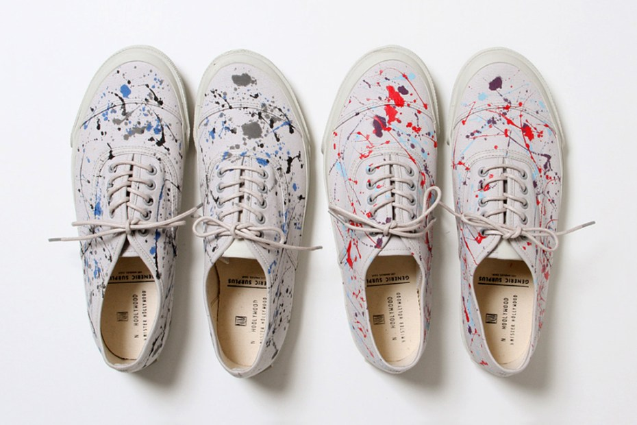 Image of N.HOOLYWOOD x Generic Surplus 2012 Spring/Summer Collection