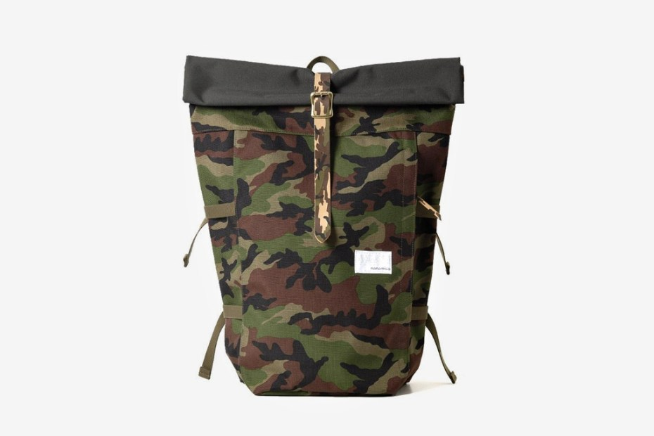 Image of nanamica Camo Cycling Pack
