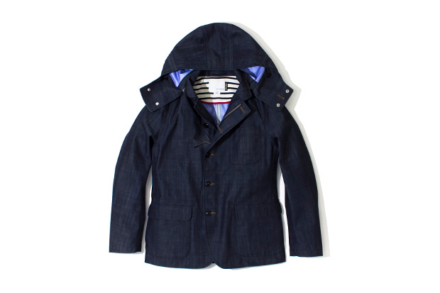 Image of nanamica GORE-TEX Campus Jacket