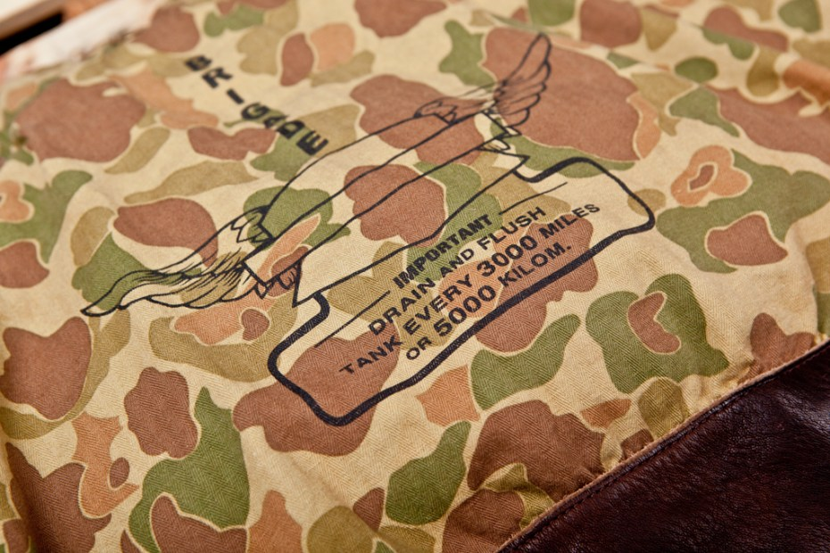 Image of NEIGHBORHOOD x CHALLENGER Camouflage Tote Bag