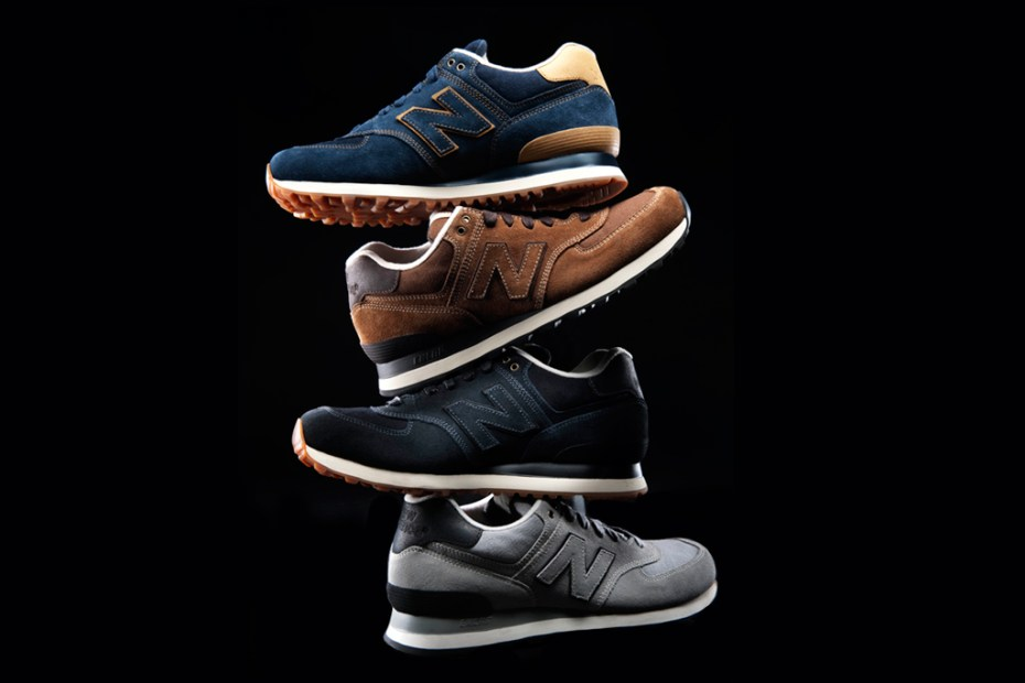 "Image of New Balance 2012 Spring ML574 ""Workwear"" Pack"