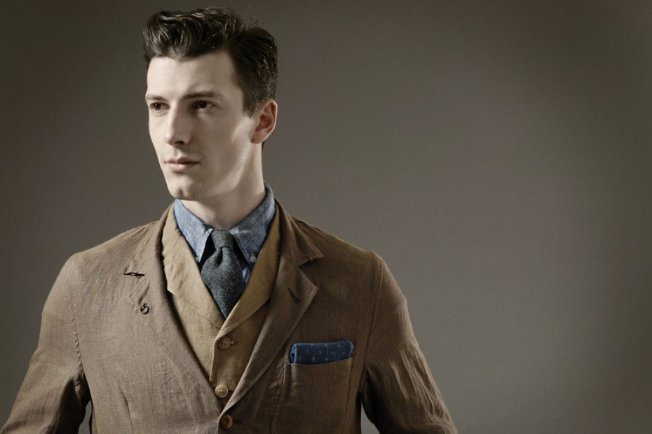 Image of Nigel Cabourn 2012 Spring/Summer Collection