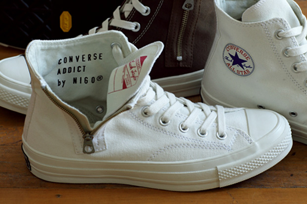 Image of Converse Addict by NIGO